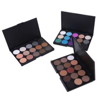 15 Color Mini Eyeshadow Palettes