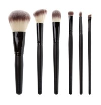 6pc Vegan Brush Set