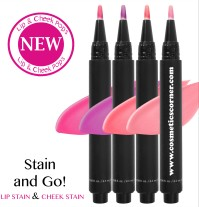 Lip & Cheek Stain Pop Pens