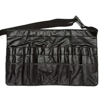 Brush Apron - Black