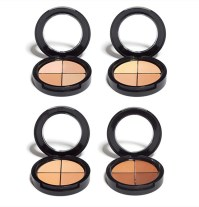 Cream Foundation Contour Quad