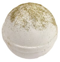 Bath Bomb - Gold and Glitter