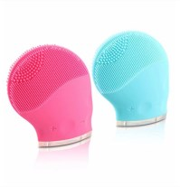 Sonic Silicone Cleansing Facial Brush